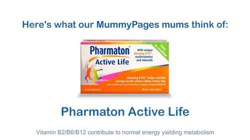 Pharmaton Active Life