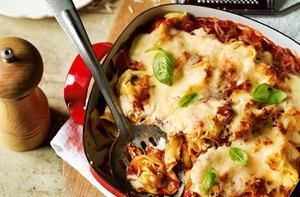 Quick lasagne recipe