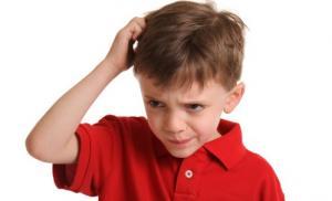 Dealing with your preschooler's head lice