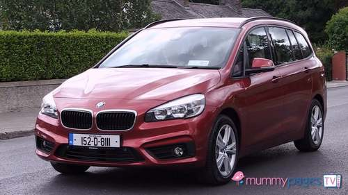 The BMW 2 Series Gran Tourer - the ultimate family car