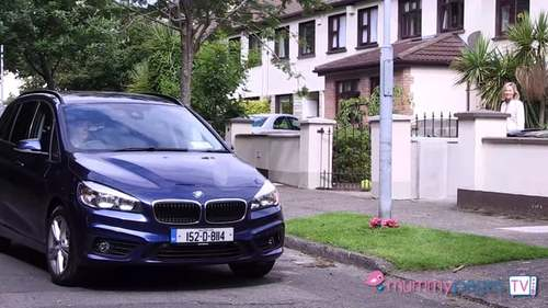 Marias experience with the BMW 2 Series Gran Tourer