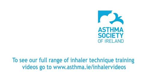 Asthma Society of Ireland Inhaler Tips