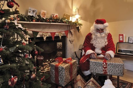 Airfield Estate Christmas Experience