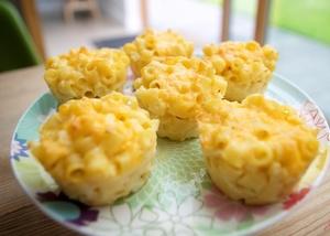 Mac & Chz muffins