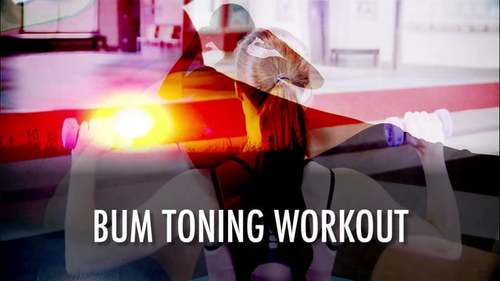 Bum Toning Workout