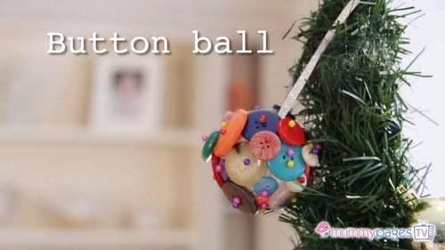 Button Ball