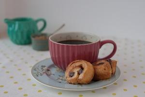 Cinnamon and chocolate rolls