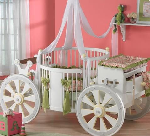 Majestic Carriage Crib
