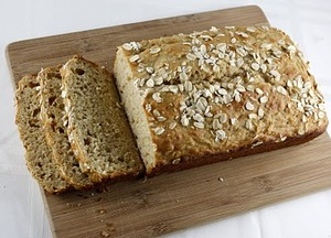 Honey & yogurt wholemeal loaf