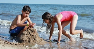 Stress-free summer holidays with children – it's possible!