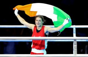 Fancy your chances in the ring with Katie Taylor? Now's your time to shine
