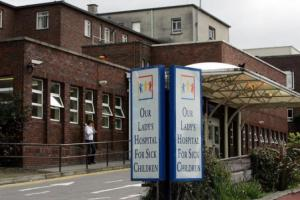 Nurses body lay undiscovered for TWO DAYS at Crumlin Childrens Hospital