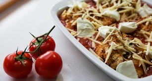 MummyCooks Chicken Parmigiana