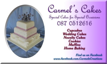 Carmels Cakes