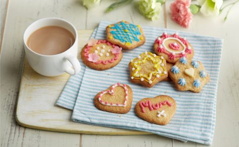Crafty little biscuits