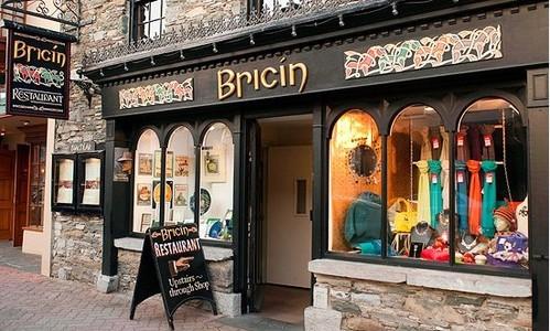 Bricín