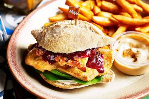 YES! Nandos is about to launch its first ever Christmas menu