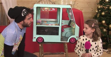 Our Generation Dolls Ice-cream Truck review