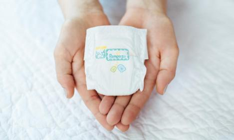 Pampers to donate its smallest nappies to preemie babies