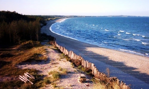Youghal Claycastle Beach