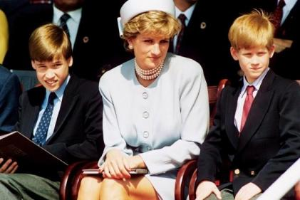 Prince William is taking after his mum Princess Diana in new Instagram post