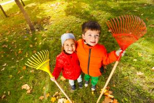 5 ways to encourage your children to help with chores...the Montessori way