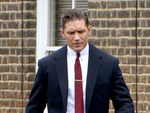I hate everyone on the school run. Except Tom Hardy