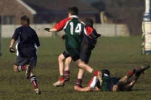 Injury experts say schools should ban harmful contact from rugby games