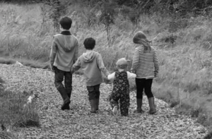 Want to know what its REALLY like to have four kids?