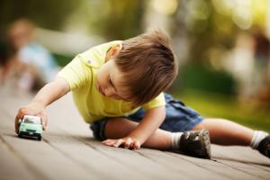 18 rules for playing cars with a toddler