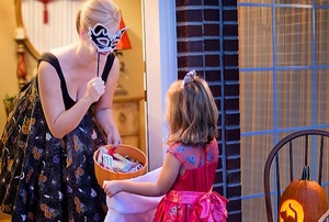 Four ways to make Halloween special for your special needs child