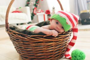 Starting family traditions: How to make babys first Christmas MAGICAL