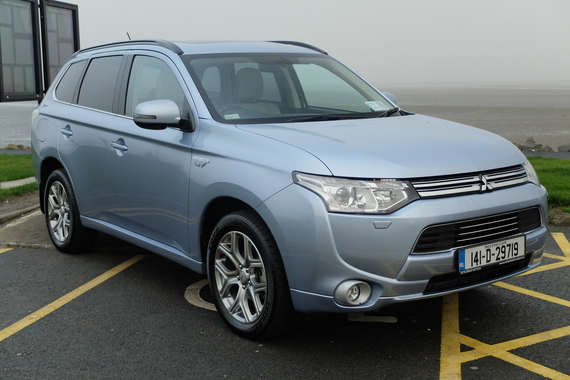 Family car review: Mitsubishi Outlander PHEV (Electric Hybrid