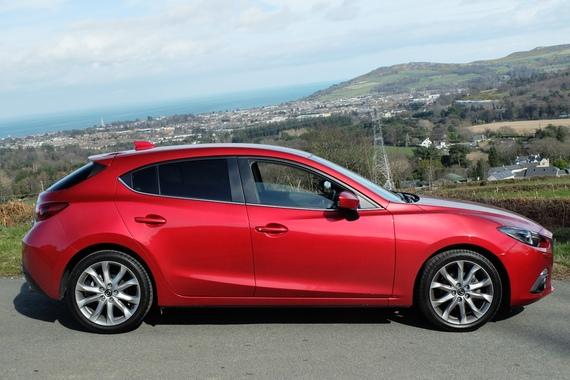 Family car review: Mazda 3 Hatchback