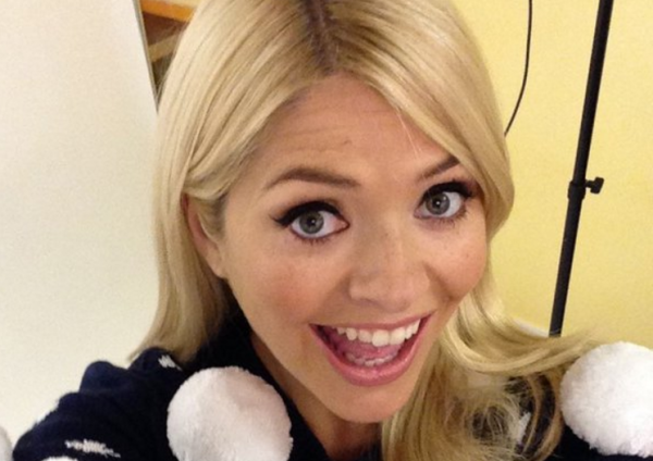 Holly Willoughby's 'truly happy baby' announcement THRILLS