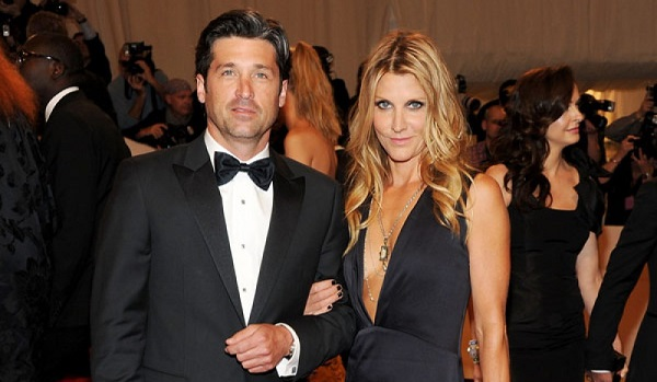 Couples Counselling And Lots Of Sex Patrick Dempsey On His