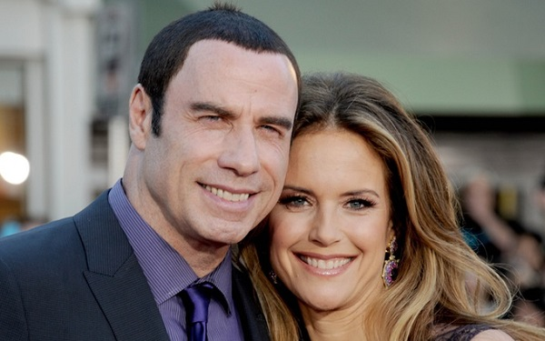 The glue for us to re-bond': John Travolta on how his
