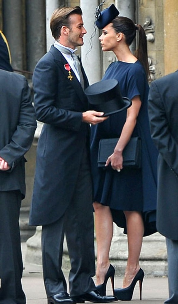 d1ba3d4c44d7 I was about nine months pregnant   Victoria Beckham reveals...