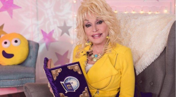 Dolly Parton's 'Imagination Library' to offer FREE books to...